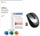 Microsoft Office Home and Student 2019 (Download) + Microsoft Mobile Mouse 3500