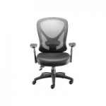 Staples Office Chairs: Carder Mesh Back Fabric Desk Chair