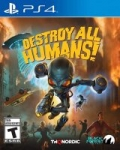 Destroy All Humans! (PS4 or Xbox One)