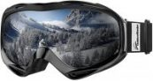 OutdoorMaster Ski Goggles PRO w/ UV400 Protection $23 or OTG Ski Goggles