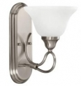 Kichler 1-Light Sconces: Bixler or Wedgeport $11.17 Stafford