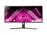 34″ Monoprice Dark Matter Curved 3440×1440 144Hz Ultrawide Monitor