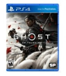 The Last of Us Part II (PS4) $30 or Ghost of Tsushima (PS4)