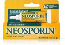 Neosporin Original First Aid Antibiotic Ointment with Bacitracin $3.99