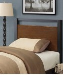 Better Homes and Gardens Mercer Twin Headboard for $49 + free shipping
