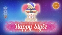 SUPER Happy Style is FREE for a limited time – motivational game+app with an incredible twist