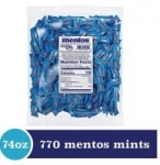 2-Pk 37oz Mentos Individually Wrapped Chewy Mint Candy (Peppermint)
