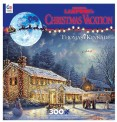Ceaco National Lampoon's Christmas Vacation 300-Piece Puzzle & Poster Set