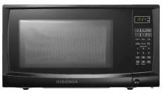 """Insigniaâ""""¢ – 0.7 Cu. Ft. Compact Microwave – Black $39,99"""