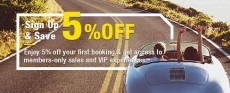 5% Off Your First Rental @EasyRentCars