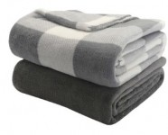 Walmart Mainstays 50″ x 60″ Fleece Throw Blankets 2 for $10 ($5 each) + Free Store Pick-Up