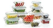 Sam's Club Members: Member's Mark 24-Piece Glasslock Food Storage Set
