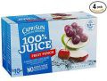 40-Count 6oz Capri Sun 100% Fruit Punch Juice