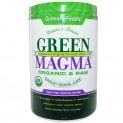 Green Magma, Barley Grass Juice