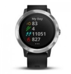 Garmin Vivoactive 3 Smartwatch – Black $130
