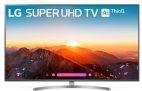 LG 4K HDR AI ThinQ Smart Super UHD TV: 55″ 55SK8000PUA $649, 65″ 65SK8000PUA-40% OFF-@Buydig