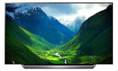 LG C8 77″ 4K HDR Dolby Atmos Smart TV with AI ThinQ OLED77C8PUA (2018)