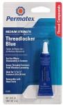 0.2oz Permatex 24200 Threadlocker Blue (Medium Strength)