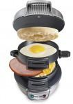 Hamilton Beach Breakfast Sandwich Maker (25475A)
