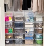 20-Pack 5-Qt Mainstays Shoe Box Storage (Clear)