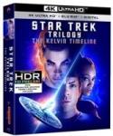 Star Trek Trilogy: The Kelvin Timeline (4K UHD + Blu-ray + Digital)