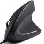 Anker 5-Button Ergonomic Vertical Mouse: Wired $10.50, Wireless
