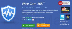 Wise Care 365 PRO (1 PC Lifetime) For Free