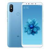 Xiaomi Mi 6x 5.99 Inch Full Screen 4G Smartphone Snapdragon 660 6GB 128GB 20.0MP AI Dual Camera Face Recognition QC 3.0 Quick Charge Metal Unibody