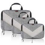 30% Off Mavgv Compression Packing Cubes Travel Luggage Suitcase Organizer 3 Set Free shipping