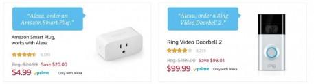 Alexa Voice Shopping Offer: Amazon Smart Plug