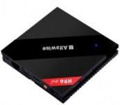 Alfawise H96 Pro+ TV Box – US PLUG 3GB RAM + 32GB ROM-23% OFF