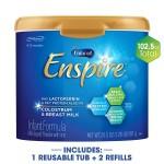 Amazon: 20% Off 102.5 oz Enfamil Enspire Baby Formula Milk Powder & Refills + 5% Off with Subsribe & Save + Free Shipping w/Prime $149.19