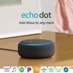 Amazon Echo Dot 3rd Generation Speaker for $29.99