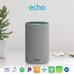 Amazon Echo Smart Speaker w/ Alexa (2nd Gen)
