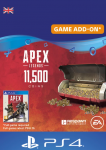 Apex Legends 11500 Coins PS4 (UK) $92.39