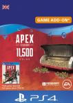 Apex Legends 11500 Coins PS4 (UK) $92.39