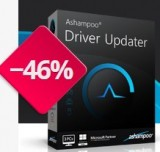Ashampoo Driver Updater  1 year, 3 devices 30 % OFF $16