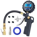 AstroAI Digital Tire Inflator with Pressure Gauge & Accessories – $20.99 Today