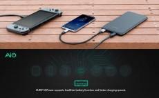 Aukey USB Power Banks: PB-Y14 20000mAh Slim USB-C + Apple Lightning $28 & More + Free S&H
