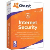 Avast Internet Security 2018, 3 PC 1 Year-$9.99-@Amazon.com