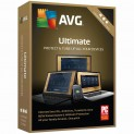 AVG Ultimate 2018, Unlimited Users 2 Year [Key Code]