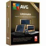 AVG Ultimate 2018, Unlimited Users 2 Year [Key Code] -67%OFF-@Amazon