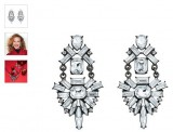 Sparkling Ice Statement Earrings-$14.99-@Avon