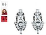 Sparkling Ice Statement Earrings-$14.99-@Avon
