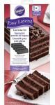 4-Piece Wilton Easy Layers 10″x4″ Loaf Cake Pan Set