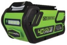 Greenworks G-Max 40-Volt 4.0Ah Lithium Ion Battery