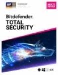 Bitdefender Total Security 2020 – 1 Year/5PCs – Download