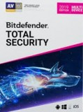 Bitdefender Total Security 2019-$21.68
