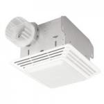 Broan-NuTone 678 Ventilation Fan and Light Combination, 50 CFM 2.5-Sones