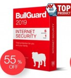 Bullguard Internet Security 2019 1 Year Multi Device – 55% OFF